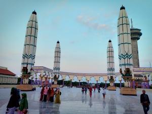 Pesantren Ramadhan H7 1 Juni 2018 Wisata Religi Masjid Agung